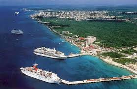 10 - Cozumel port