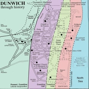 DUNWICH -map