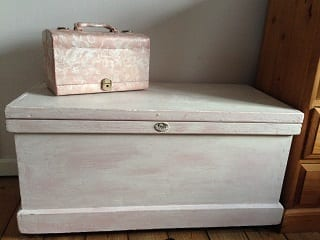 Upcycling - Wooden Chest 1