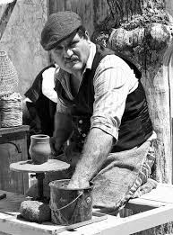 traditional Maltese pottery`