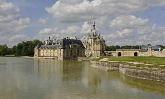 1 Castle of Chantilly