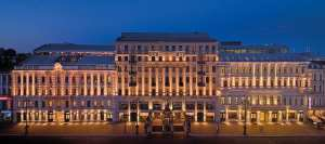 The Corinthia in St Petersburg.