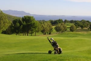4-Dolce Fregate golf course