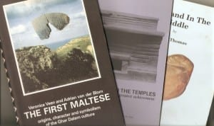 A wealth of publications dealing in Malta's history.