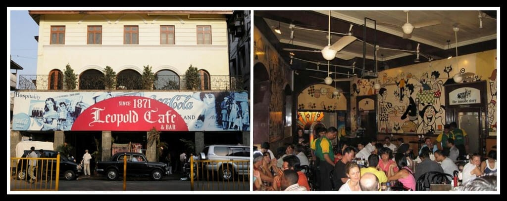 Leopold Café back in action after the terror attacks on Mumbai