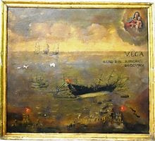 Another ex-voto painting