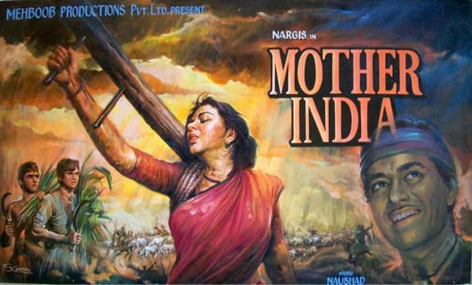 Bollywood Epic film- Mother India
