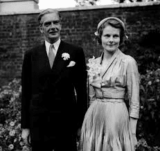 Clarissa and Anthony Eden