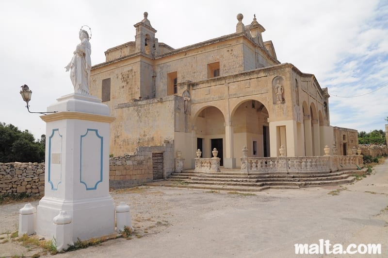 Our Lady of Mercy Chapel in Qrendi.