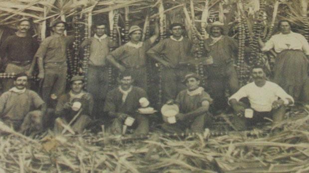 Group of Gozitans exiled in French New Caledonia.