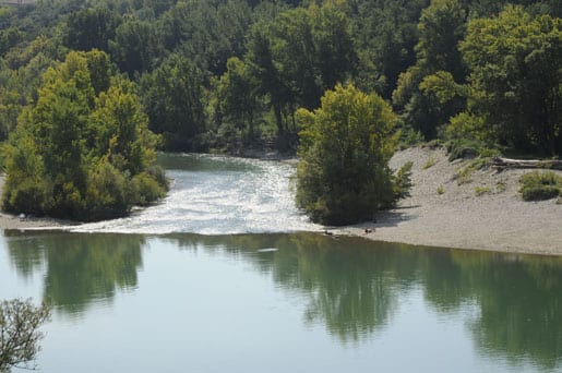 The Herault River