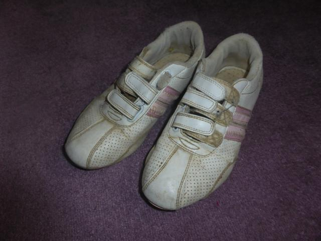 My lovely trainers