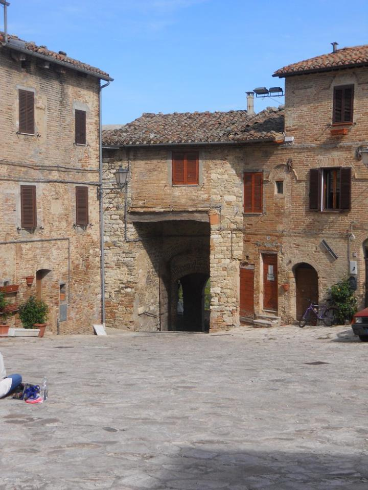 square in Collamato