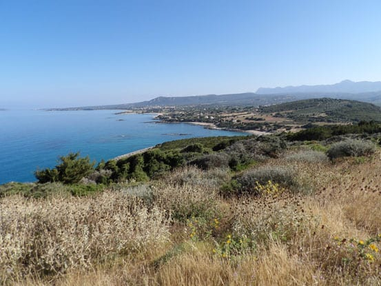 2- Beautiful Messinia seaside