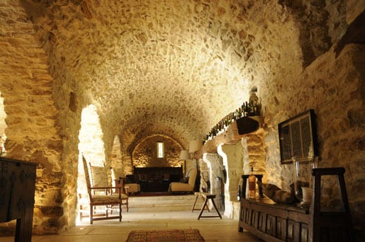4-Inside the old priory