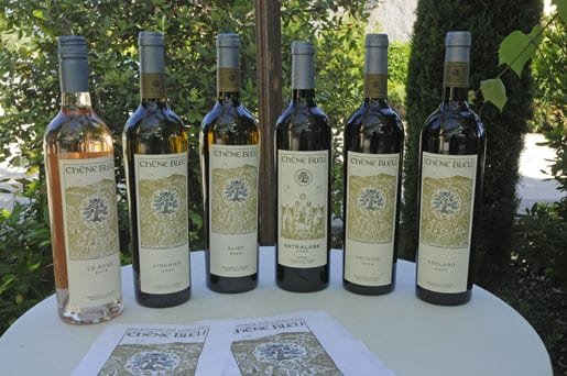 7- a selection of wines to taste