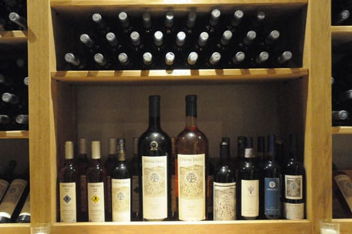 8- in the cellar