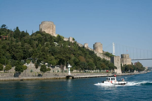 A-fortress-on-the-Bosphorus