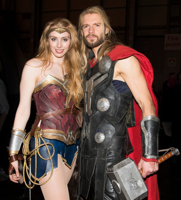 Wonderwoman-and-Thor