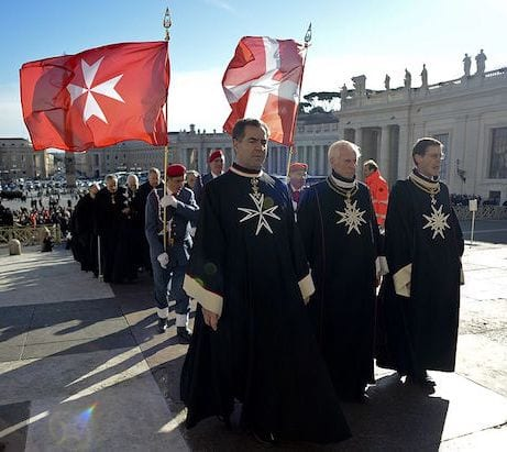 The-Knights-of-Malta-marching-into-World-War-III