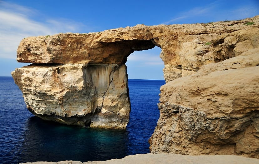 The-Azure-Window-at-Dwejra