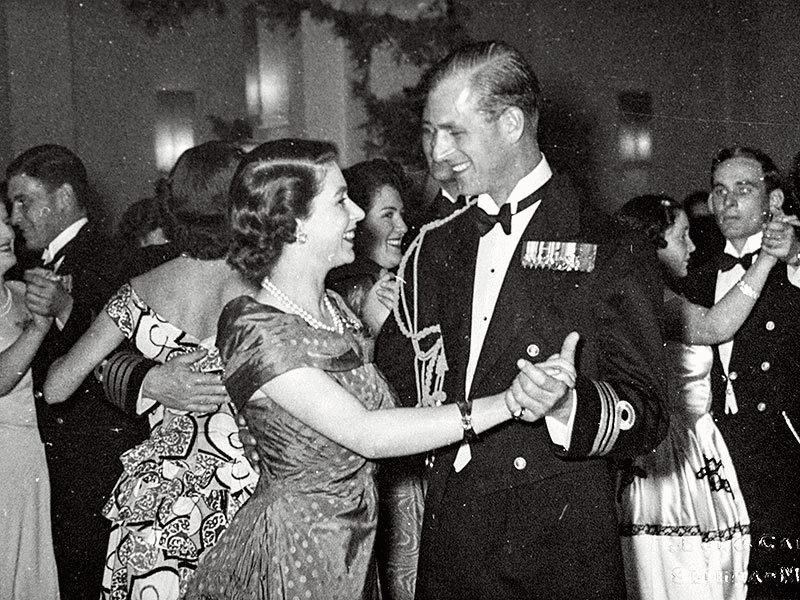 -Princess-Elizabeth-and-Prince-Philip-when-they-lived-in-Malta-in-1950.