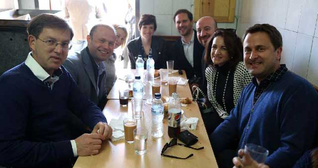 The-day-after-PM-Muscat-and-wife-Michelle-centre-entertain-Belgium-Luxembourg-and-Slovenia-PMs-to-traditional-Maltese-pastizzi-pea-or-rikotta-filling-in-short-pastry