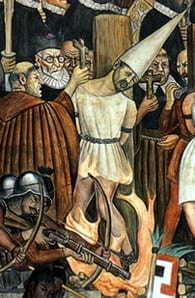 MalDia The Spanish Inquisition and the origins of the Dunce Cap