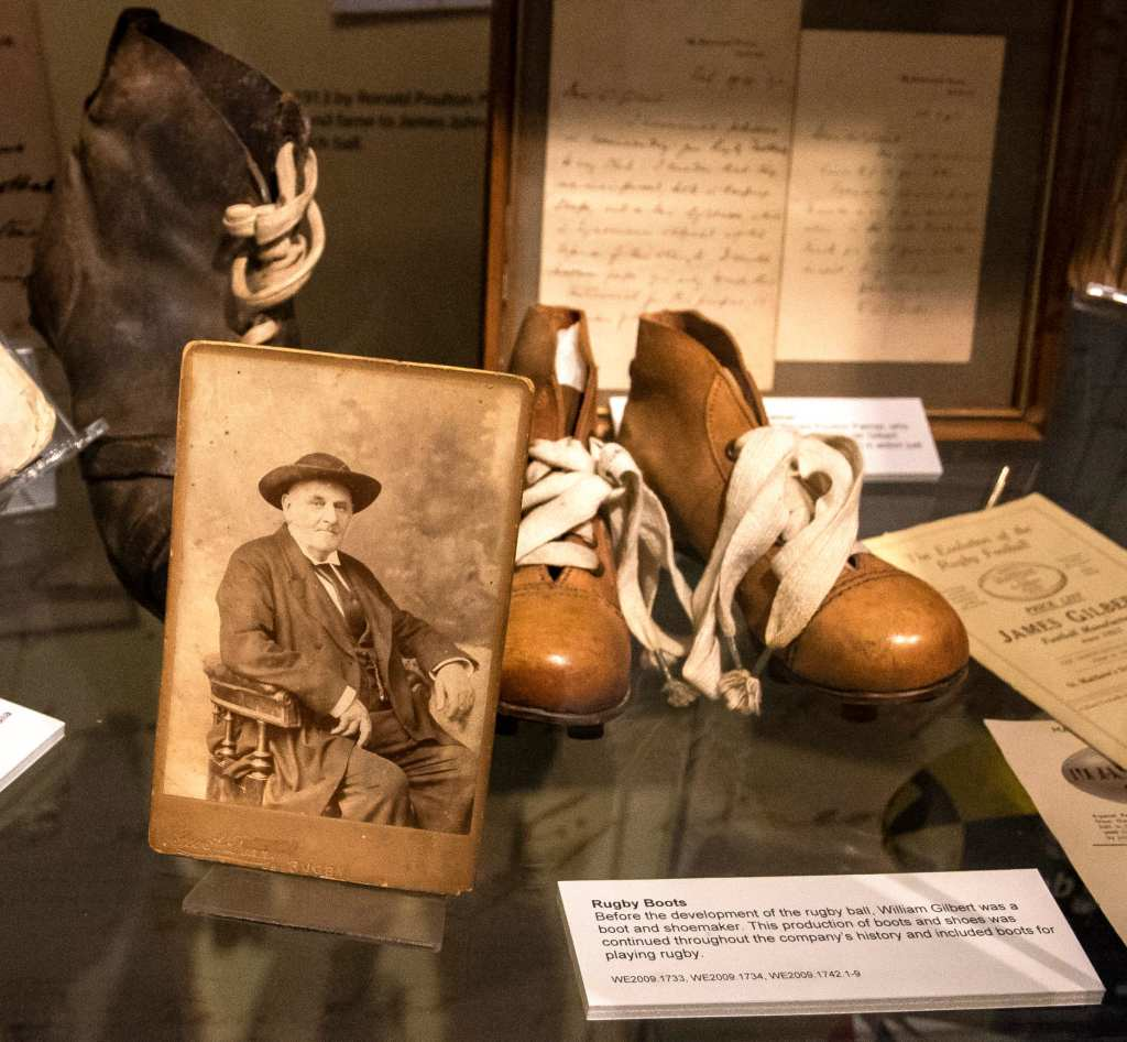 Pic William Gilbert boot and shoe maker