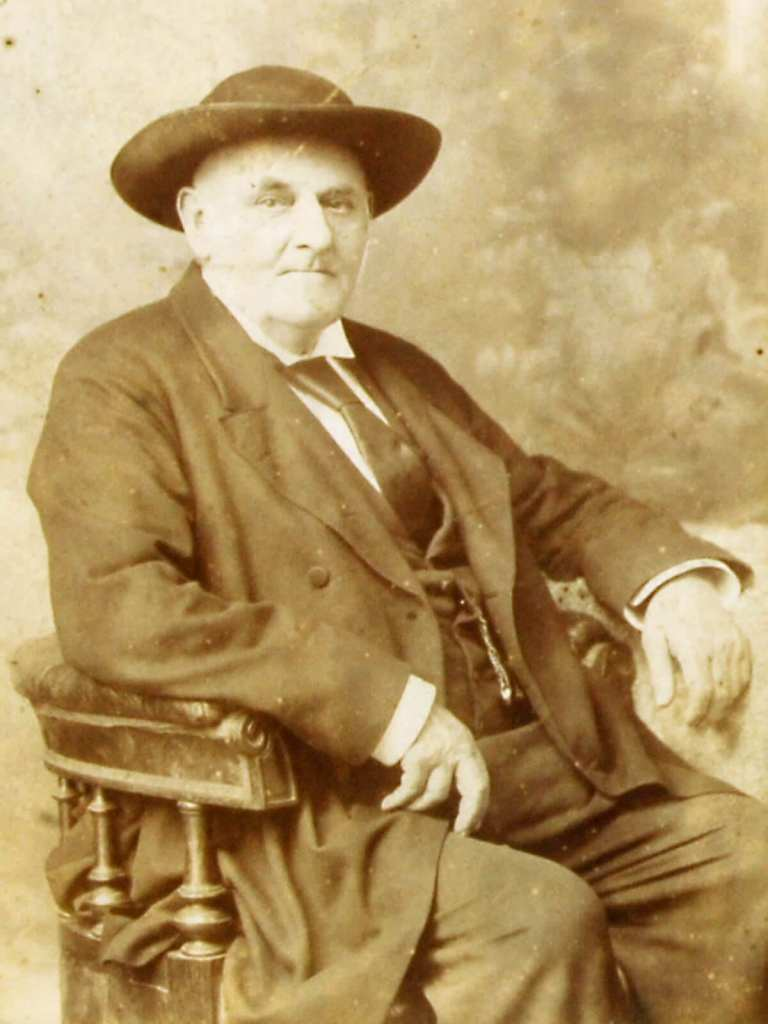 Pic William Gilbert inventor of the rugby football