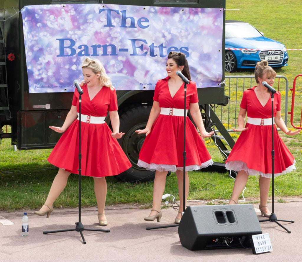 Pic Sixties and seventies music from the Barn Ettes