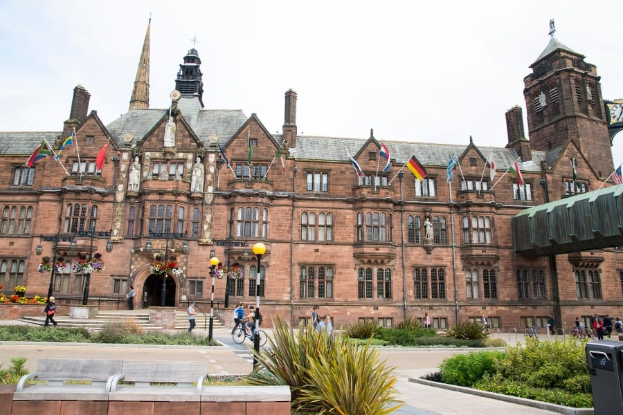 Pic Coventry Council House