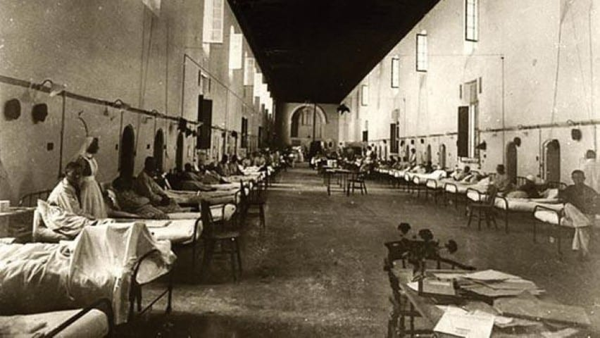 MalDia Hundreds of beds for Gallipoli wounded
