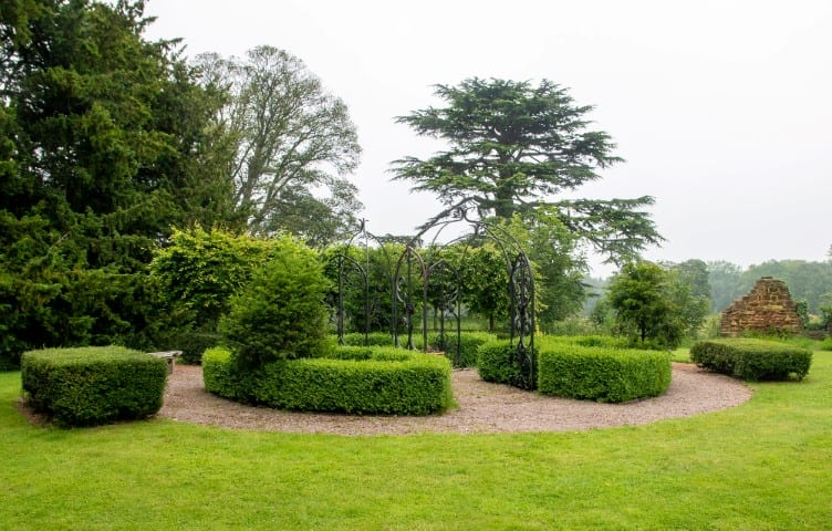 Pic Gardens at Astley Castle