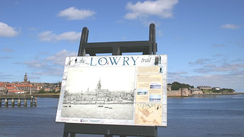 Part of the Lowry Trail