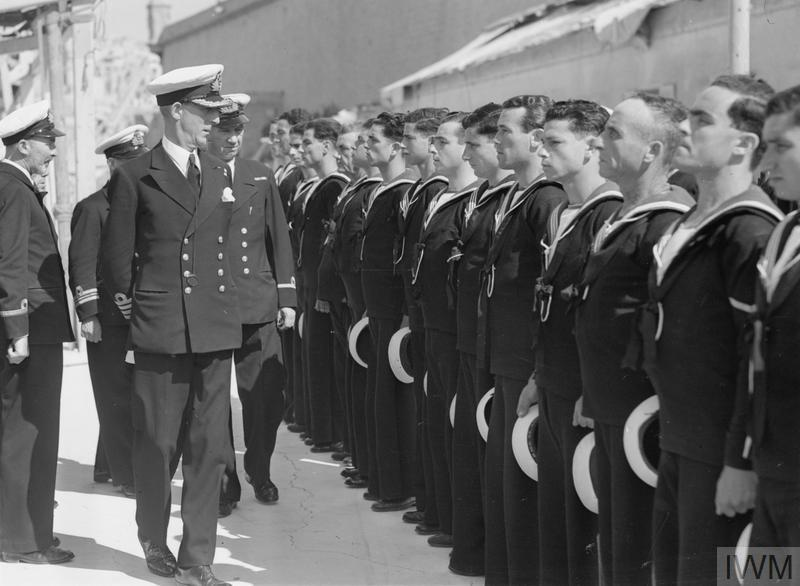 MalDia Thousands of Maltese enroled in the Royal Navy over years