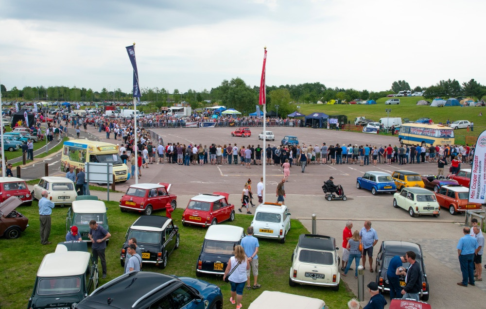 Pic The National Metro Mini Show last year Photo by Rob Tysall