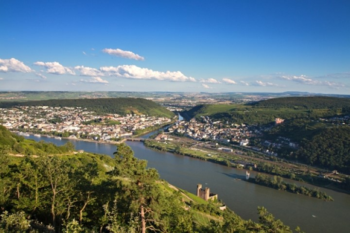 The Rhone Valley