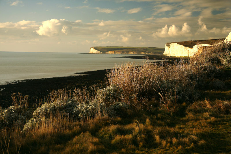 Around Birling Gap with The Seven Sisters