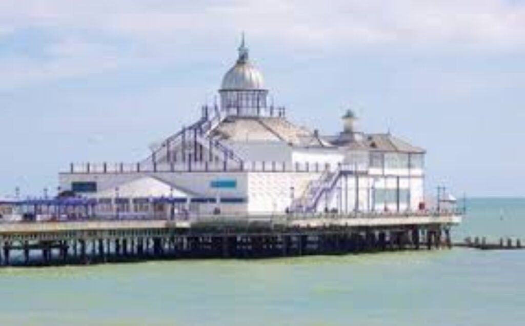 the pier theatre was at the end