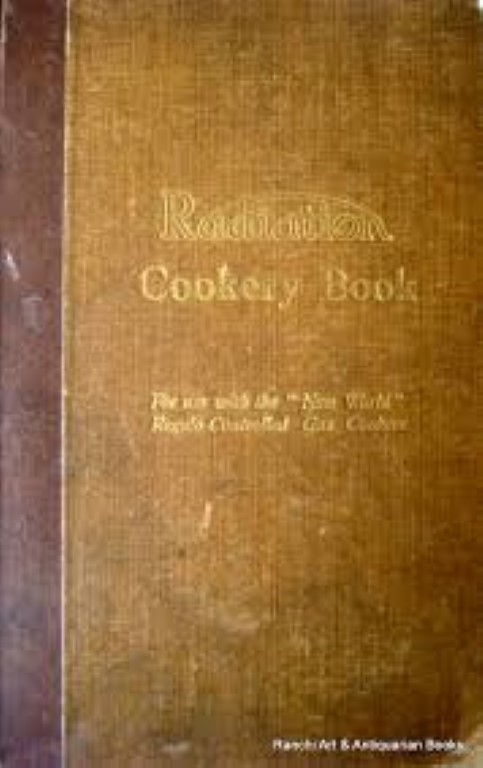 the original recipe book