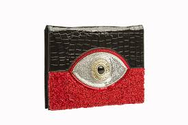 MalDia Many people keep one permanantly in their home the evil eye set in glass