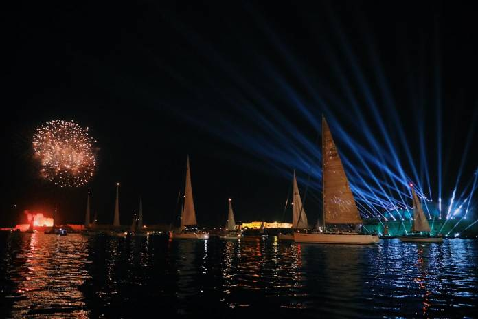 MalDia A Pageant must have its fireworks