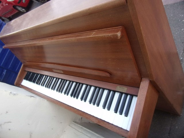 Not a bad looking piano