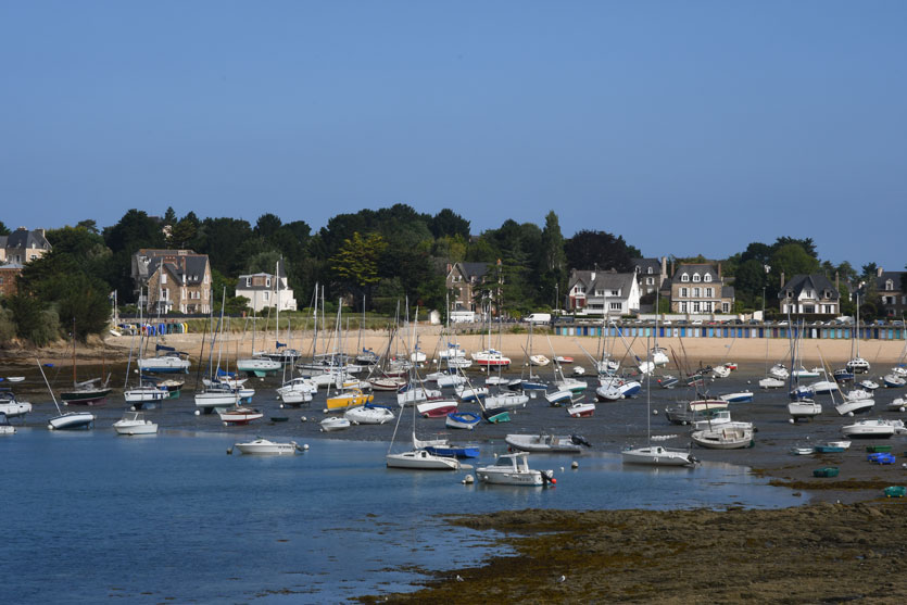 Lovely small port in Brittany