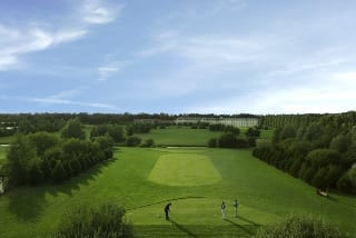 9 Dolce golf course