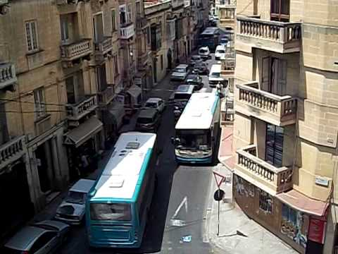 MalDia 08 (08-08-18) Rudolph Street today, traffic, traffic and more