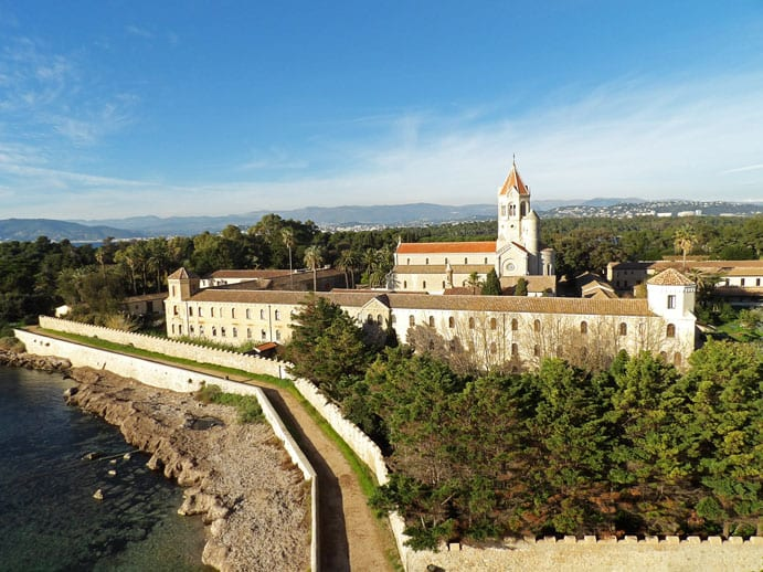 St Honorat Abbey