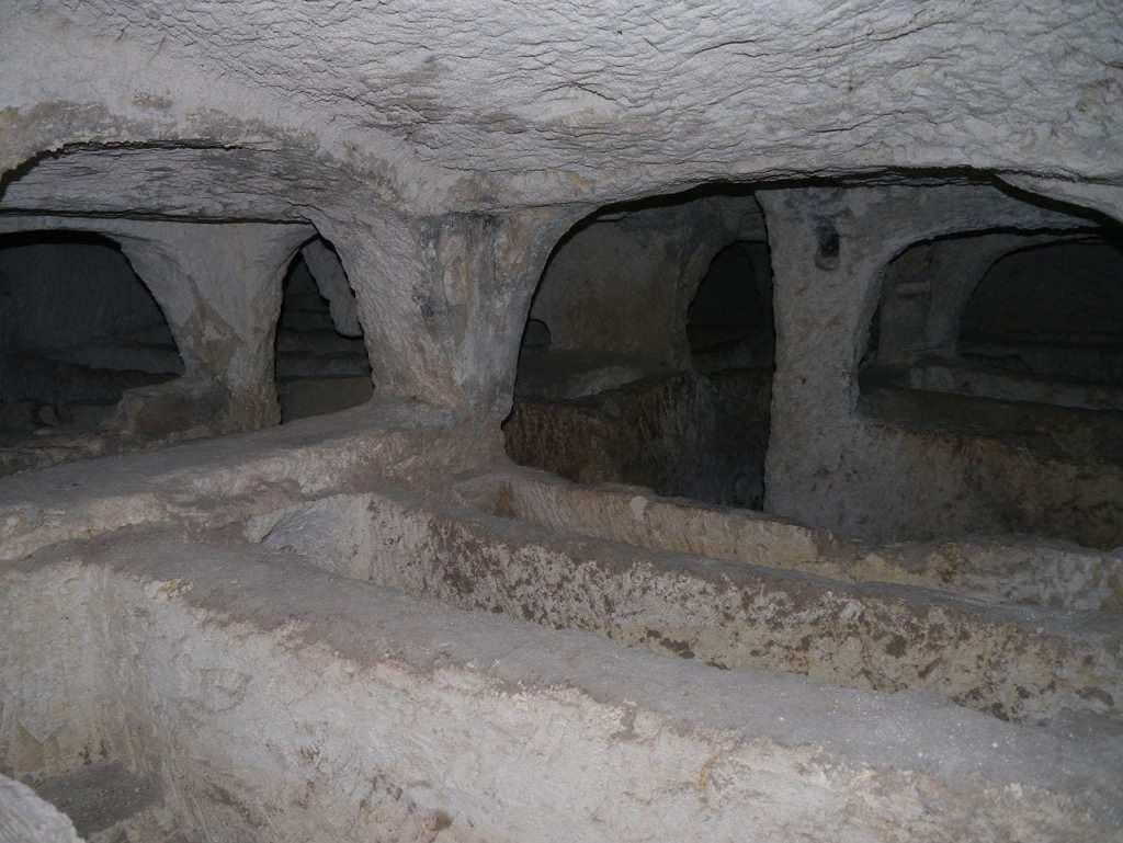 MalDia St Pauls Catacombs
