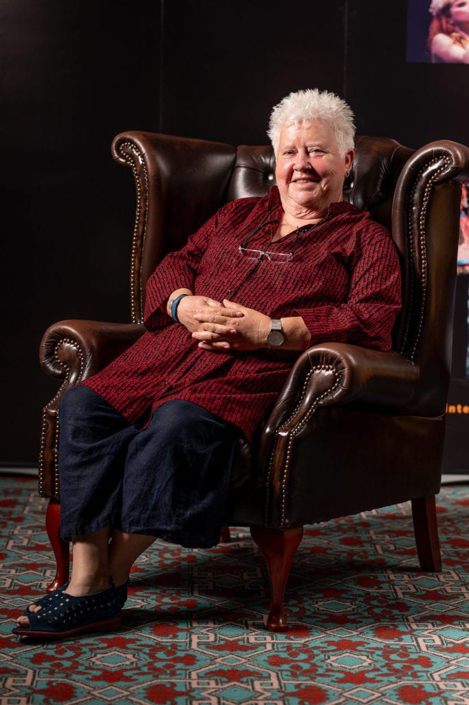 Pic Val McDermid photo credit Charlotte Graham